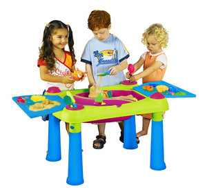 STOLIK do Zabawy 2w1 CREATIVE FUN TABLE Stabilny (1)